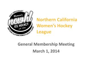 Northern California Women 's Hockey League