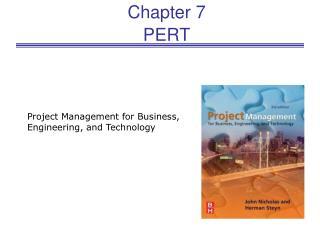 Chapter 7 PERT