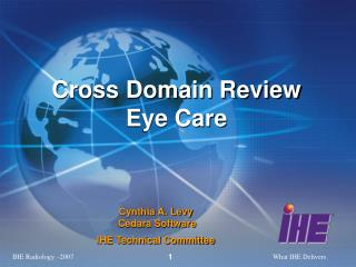 Cross Domain Review   Eye Care