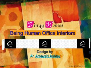 Being  Human Office Interiors