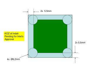 4x   Ø6.2mm