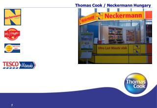 Thomas Cook / Neckermann Hungary