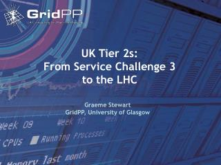 UK Tier 2s: From Service Challenge 3  to the LHC