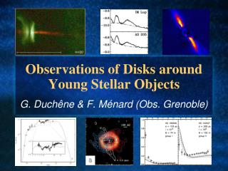 Observations of Disks around Young Stellar Objects