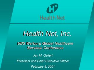 Health Net, Inc.