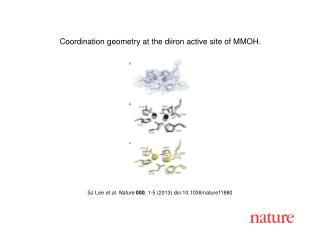 SJ Lee  et al. Nature  000 , 1-5 (2013) doi:10.1038/nature11880