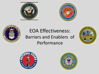 EOA Effectiveness: Barriers and Enablers  of Performance