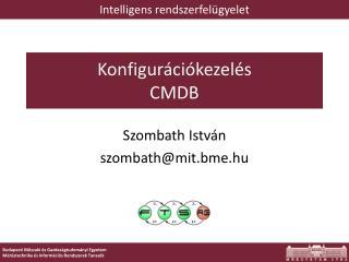 Konfigurációkezelés CMDB