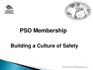 PSO Membership