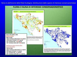 Ricognizione degli strumenti di tutela vigenti (norme e vincoli di tutela ambientale)