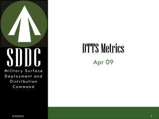 DTTS Metrics