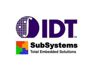 Total Embedded Solutions