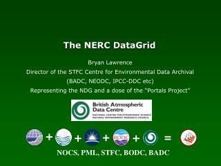 The NERC DataGrid