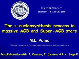 52° CONGRESSO SAIT TERAMO, 4 - 8 MAGGIO 2008