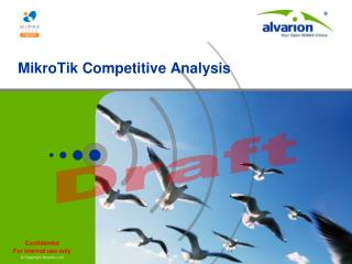 MikroTik Competitive Analysis