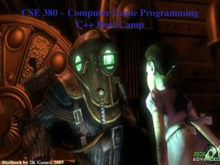 BioShock by 2K Games, 2007