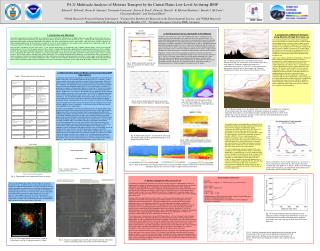 P4.21 Multiscale Analyses of Moisture Transport by the Central Plains Low-Level Jet during IHOP