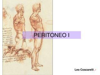PERITONEO I