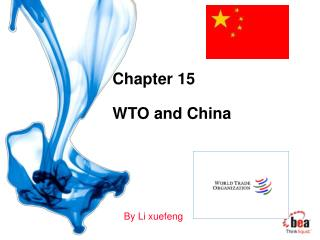 Chapter 15  WTO and China