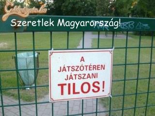 Szeretlek Magyarország!
