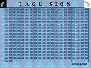 LAGU SION