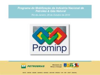 Programa de Mobilização da Indústria Nacional de Petróleo & Gás Natural