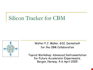 Silicon Tracker for CBM