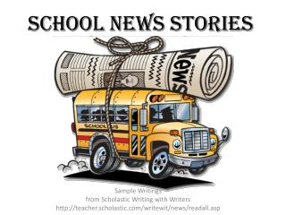 School News Stories