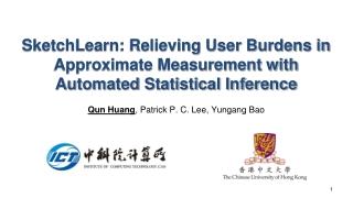 Network Measurement