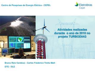 Centro de Pesquisas de Energia El�trica - CEPEL