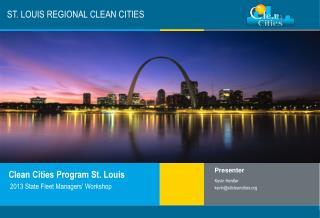 St. Louis Regional Clean Cities