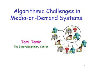 Algorithmic Challenges in  Media-on-Demand Systems.