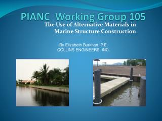 PIANC  Working Group 105