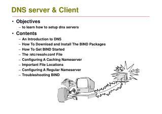DNS server & Client