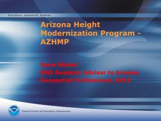 Arizona Height Modernization Program - AZHMP