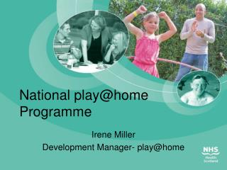 National play@home Programme