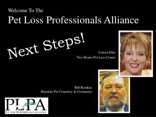 Welcome To The Pet Loss Professionals Alliance