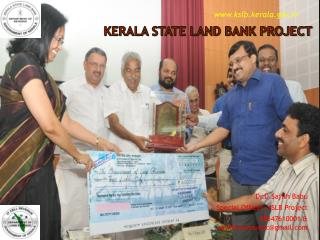 Kerala state land bank project