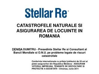 CATASTROFELE NATURALE SI ASIGURAREA DE LOCUINTE IN ROMANIA