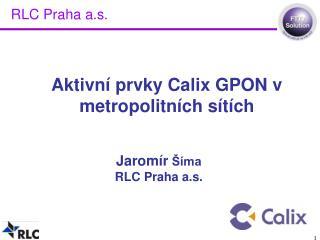 RLC Praha a.s.