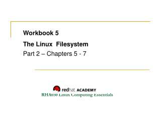 RHA030 Linux Computing Essentials
