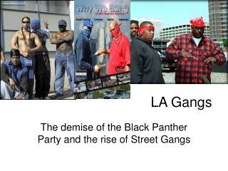 LA Gangs