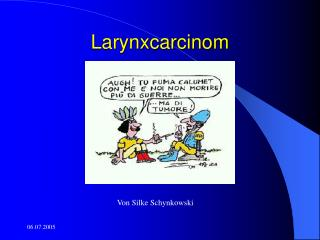 Larynxcarcinom