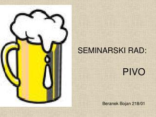 SEMINARSKI RAD: