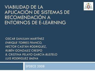 SPDECE 2008