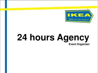 24 hours Agency 				    							 Event Organizer