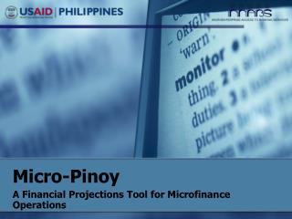 Micro-Pinoy