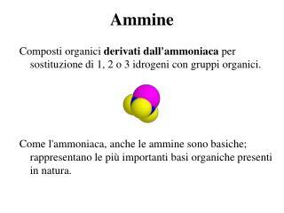 Ammine