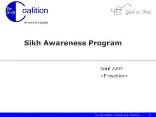 Sikh Awareness Program
