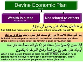 Devine Economic Plan Malik 2